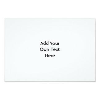 アーティチョーク植物を開けて下さい 8.9 X 12.7 インビテーションカード