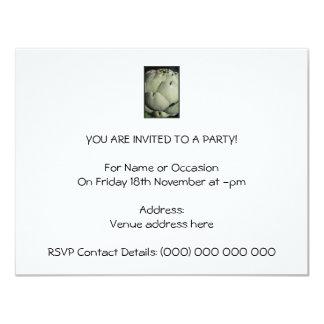 アーティチョーク 10.8 X 14 インビテーションカード