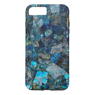 アートな曹灰長石の抽象芸術のiPhone 7のプラスの場合 iPhone 8 Plus/7 Plusケース