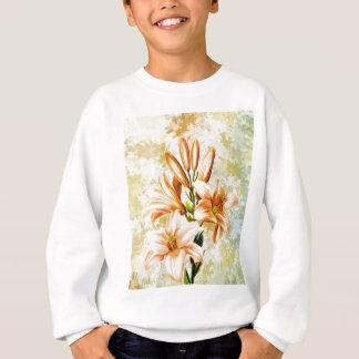 アートワークによってはイメージが開花します スウェットシャツ