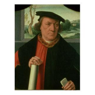 アーノルドフォンBrauweiler 1535年Counsellor ポストカード