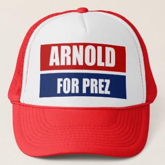 アーノルド2012年 キャップ