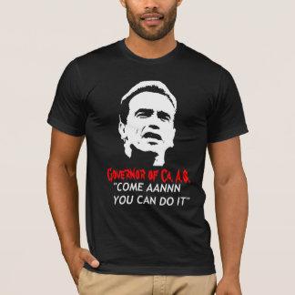 アーノルド・シュワルツェネッガーのTシャツ Tシャツ