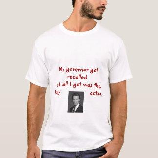 アーノルド・シュワルツェネッガー Tシャツ