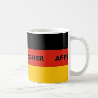 アーフェンピンシャーの一流の旗 コーヒーマグカップ