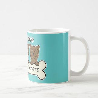 アーフェンピンシャーを愛するために得られる コーヒーマグカップ