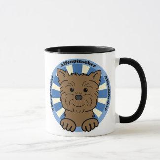 アーフェンピンシャー マグカップ