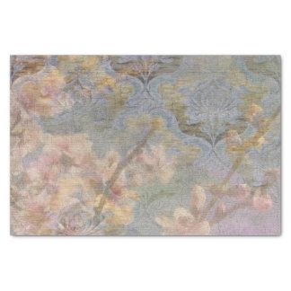 アーモンドの花のタペストリーのギフトのティッシュ 薄葉紙