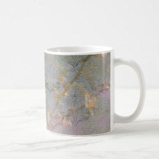 アーモンドの花のタペストリーのマグ コーヒーマグカップ