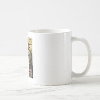 アールヌーボーのおとぎ話のイラストレーションシンデレラ コーヒーマグカップ