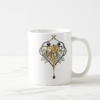 アールヌーボーのコーヒー・マグ コーヒーマグカップ