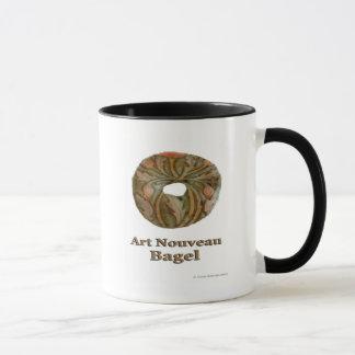 アールヌーボーのベーゲル マグカップ