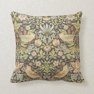 アールヌーボーウィリアム・モリスのデザインの枕 クッション
