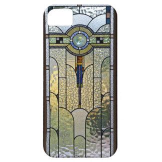 アール・デコのステンドグラス窓のiPhoneカバー Case-Mate iPhone 5 ケース