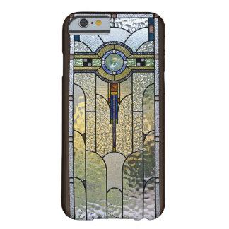 アール・デコのステンドグラス窓のiPhone6ケース Barely There iPhone 6 ケース