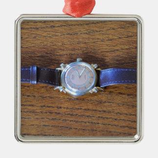 アール・デコの腕時計 メタルオーナメント