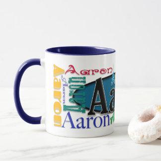 アーロンのコーヒー・マグ マグカップ