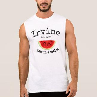 """アーヴァインカリフォルニア""""メロンの1""""の人のタンク 袖なしシャツ"""