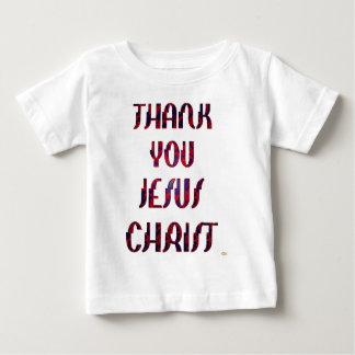 イエス・キリストありがとう ベビーTシャツ