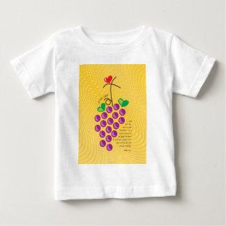 イエス・キリストで定着させる ベビーTシャツ