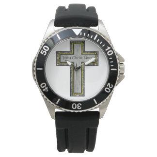 イエス・キリストとの時間に保つこと 腕時計