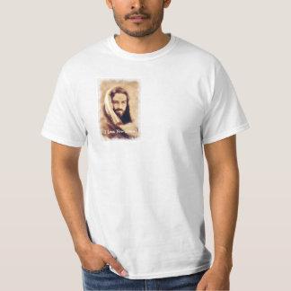 イエス・キリストのオウムの及びワイシャツ Tシャツ
