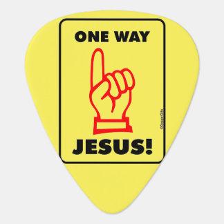 イエス・キリストのギターピック ギター用ピック