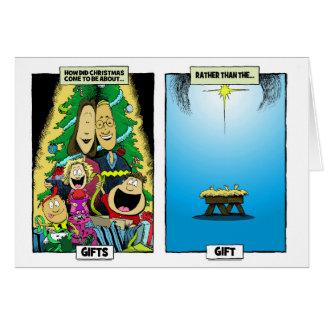 イエス・キリストのギフト カード