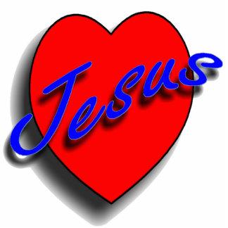 イエス・キリストのハート フォトスカルプチャー