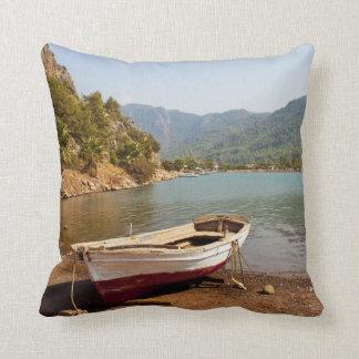 イエス・キリストのビーチ、トルコ-枕 クッション