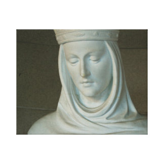 イエス・キリストのメリー母 キャンバスプリント