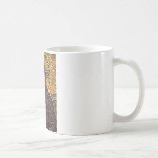 イエス・キリストのモザイク コーヒーマグカップ
