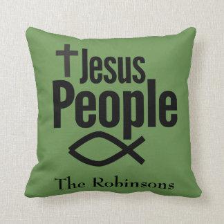イエス・キリストの人々のクリスチャンの装飾用クッション クッション