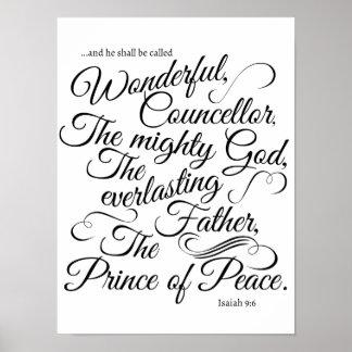 イエス・キリストの名前 ポスター