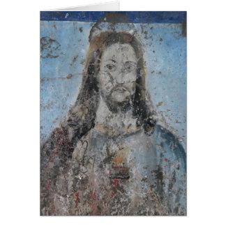 イエス・キリストの壁 カード