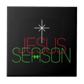 イエス・キリストの季節 タイル