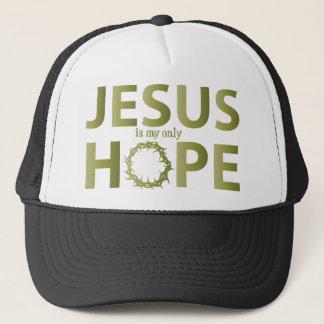 イエス・キリストの希望の緑の勾配 キャップ