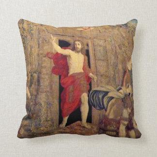 イエス・キリストの復活の枕 クッション