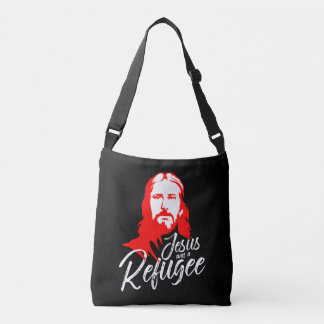 イエス・キリストの暗い吊り鎖のバッグ クロスボディバッグ