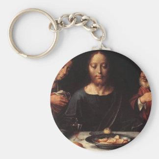 イエス・キリストの最後の晩餐のキーホルダー キーホルダー