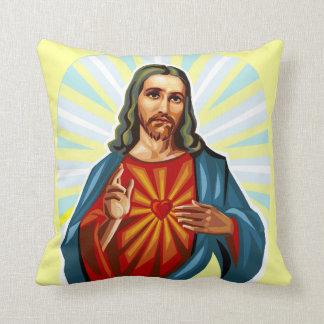 イエス・キリストの枕 クッション