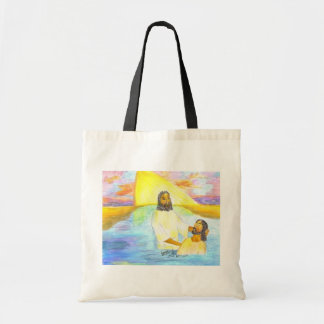 イエス・キリストの洗礼 トートバッグ