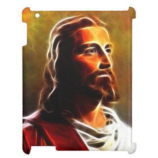 イエス・キリストの美しいポートレートNo2 iPadケース