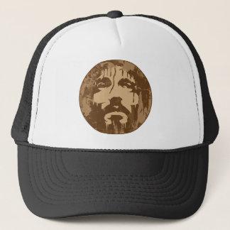 イエス・キリストの顔 キャップ