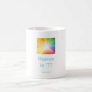 「イエス・キリストの77/ライトのコーヒー・マグ/天国 コーヒーマグカップ
