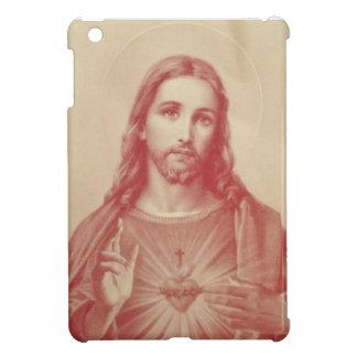 イエス・キリストのiPadの場合の神聖なハート iPad Mini カバー