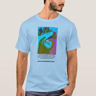 イエス・キリストのmohammad、アブラハム、www.sroachart.com tシャツ