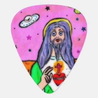 イエス・キリストのPlectrum ギターピック