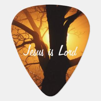 イエス・キリストは主です ギター用ピック