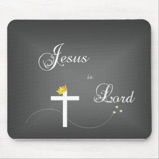 イエス・キリストは主です マウスパッド